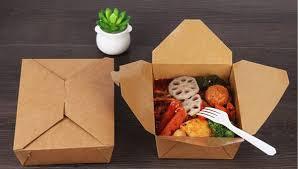 3 lý do nên dùng hộp giấy để đựng thực phẩm