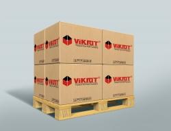 Thùng carton cũ giá tốt tại nhà máy bao bì Vikrat Packing