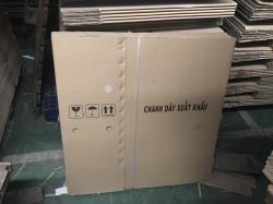 Thùng carton đựng thực phẩm chất lượng cao tại Công ty bao bì Vikraft